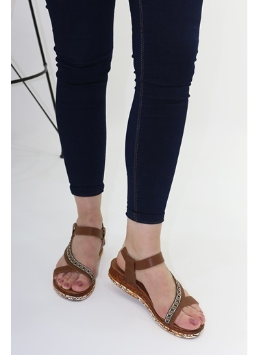 Derigo Sandalet Taba